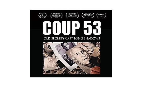 ஈரானில் அமெரிக்க, பிரித்தானிய Coup 53