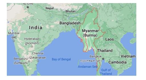 மியன்மாரில் மேலும் 38 பேர் பலி, சீன உடமைகள் தீக்கிரை
