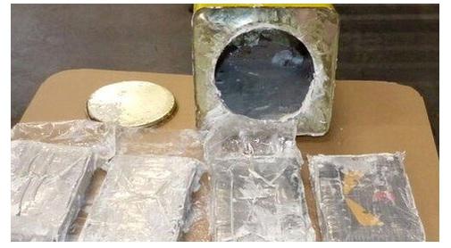 ஐரோப்பாவில் 23.2 தொன் cocaine கைப்பற்றல்