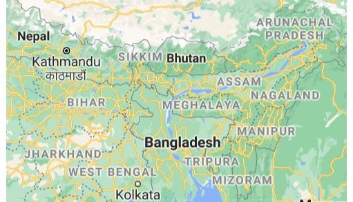 இந்திய குழுக்களுக்கு சீனா உதவுகிறது, மீண்டும் குற்றச்சாட்டு