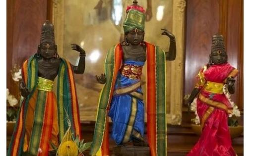 பிரித்தானியாவில் இருந்து தமிழ்நாடு வரும் திருடப்பட்ட சிலைகள்
