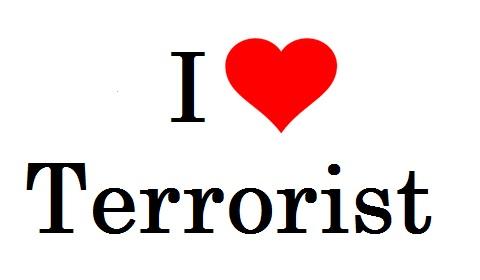 I Love Terrorists