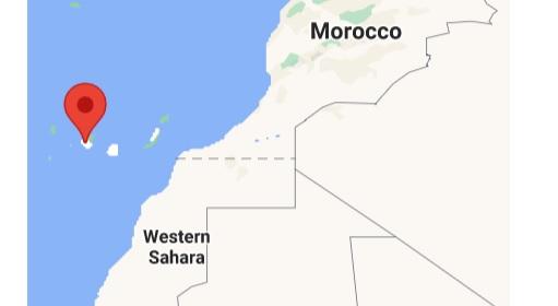 Canary அருகே அகதிகள் வள்ளம் கவிழ்ந்து 52 பேர் பலி