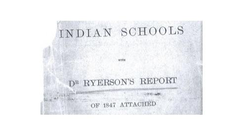 கனடாவில் Ryerson சிலையும் உடைப்பு