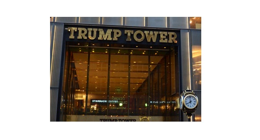 Trump Tower வீடு ஒன்று அரை விலைக்கு